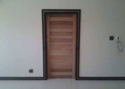 Wooden Door in Durban