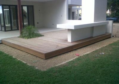 Decks in Durban
