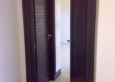 Wooden doors in Durban